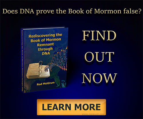 Rediscovering Book of Mormon remnant through DNA
