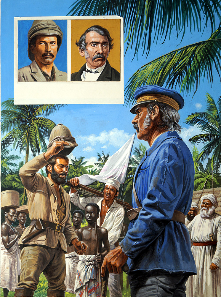 Dr Livingstone I Presume (Original) by Roger Payne at The Book Palace