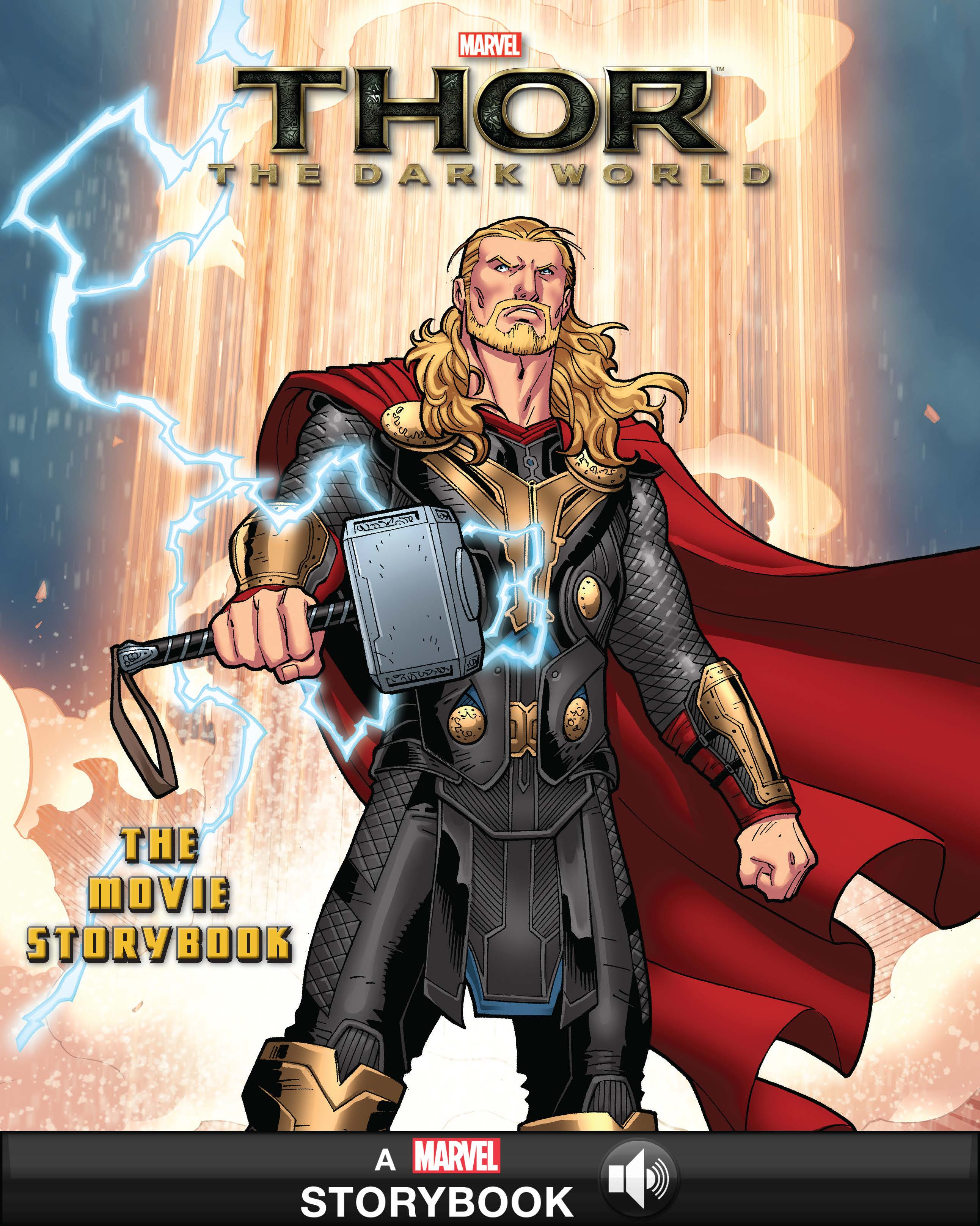 Thor: The Dark World Movie Storybook (with Audio)