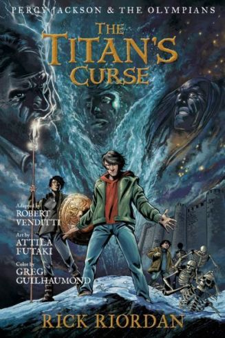 Titan's Curse: The Graphic Novel, The