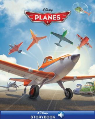 Planes Movie Storybook