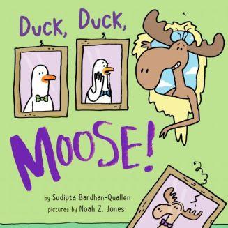 Duck, Duck, Moose!