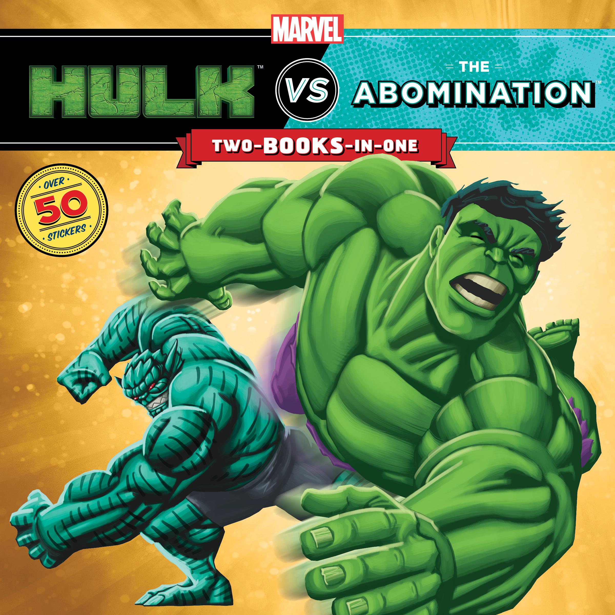 Hulk vs. Abomination / Hulk vs. Wolverine