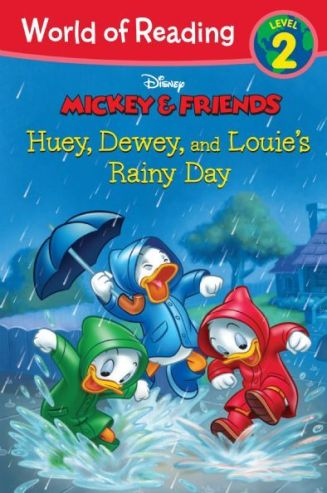 Huey, Dewey, and Louie's Rainy Day