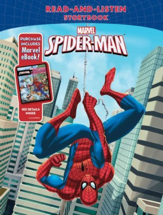 Spider-Man Read-and-Listen Storybook