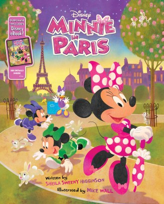 Minnie in Paris-bundle