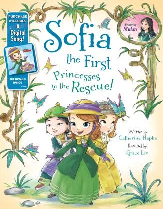 Sofia-Princesses to the Rescue