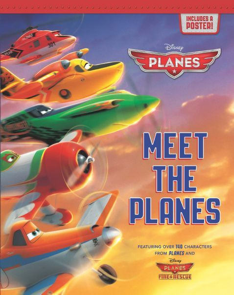 Meet the Planes:  Fire & Rescue