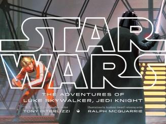 Adventures of Luke Skywalker, Jedi Knight