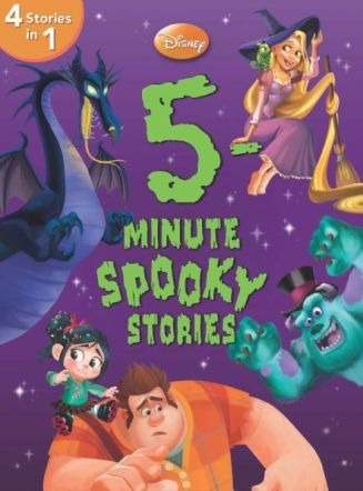 5-Minute Spooky Stories Bind Up
