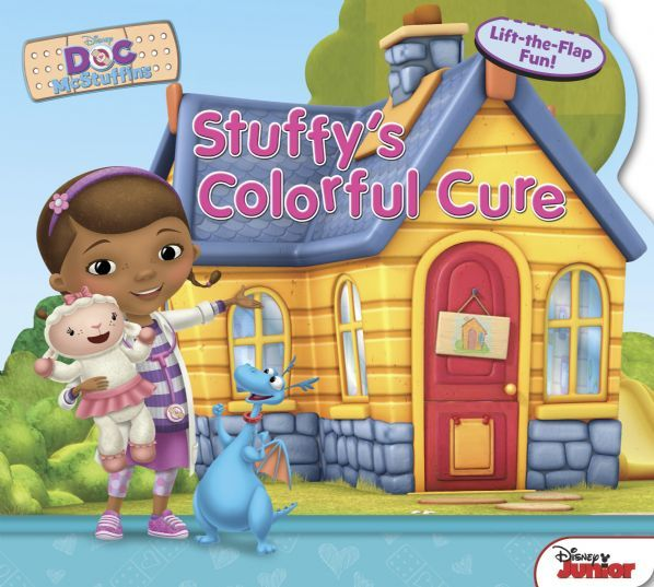 Doc McStuffins:  Stuffy's Colorful Cure