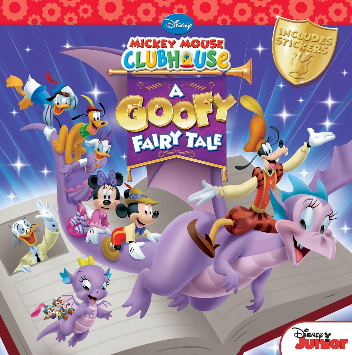 A Goofy Fairy Tale Disney Publishing Worldwide