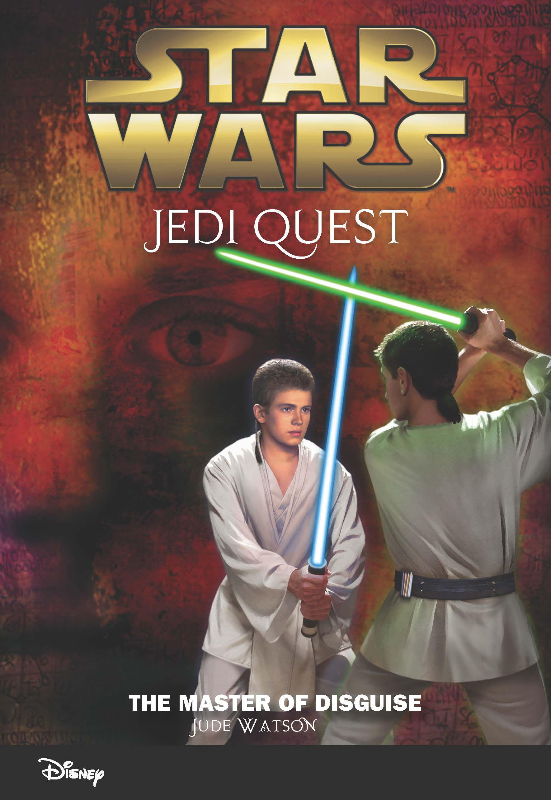 Star Wars Jedi Quest: The Master of Disguise