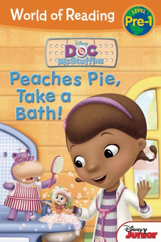 Peaches Pie, Take a Bath!