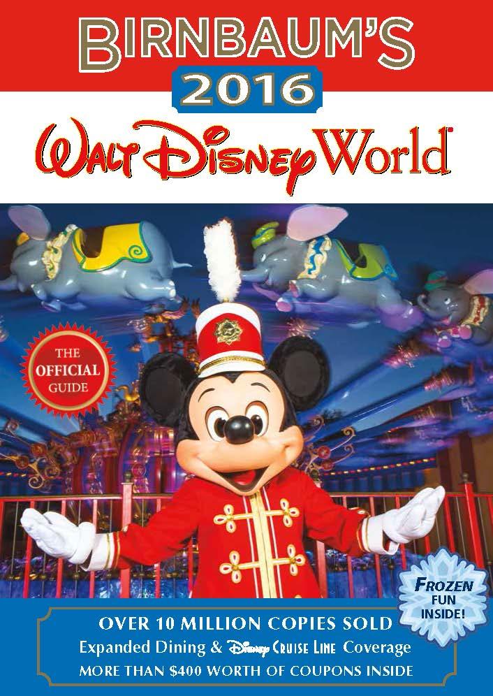 Birnbaum's 2016 Walt Disney World