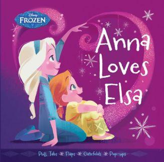 Anna Loves Elsa