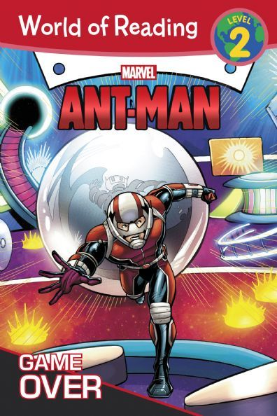World of Reading: Ant-Man