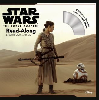 The Force Awakens: Read-Along Storybook and CD
