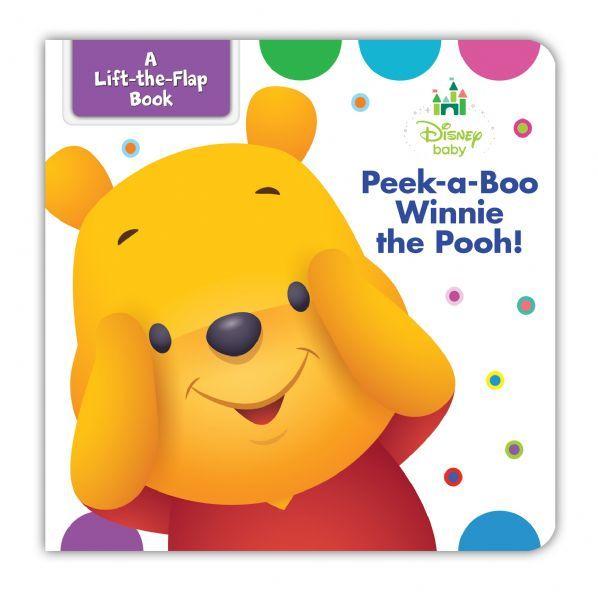 Peek-a-boo Winnie the Pooh