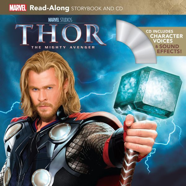 Thor Read-Along Storybook and CD
