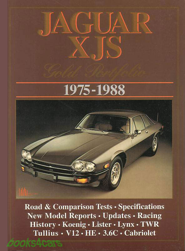 Jaguar Manuals at Books4Cars