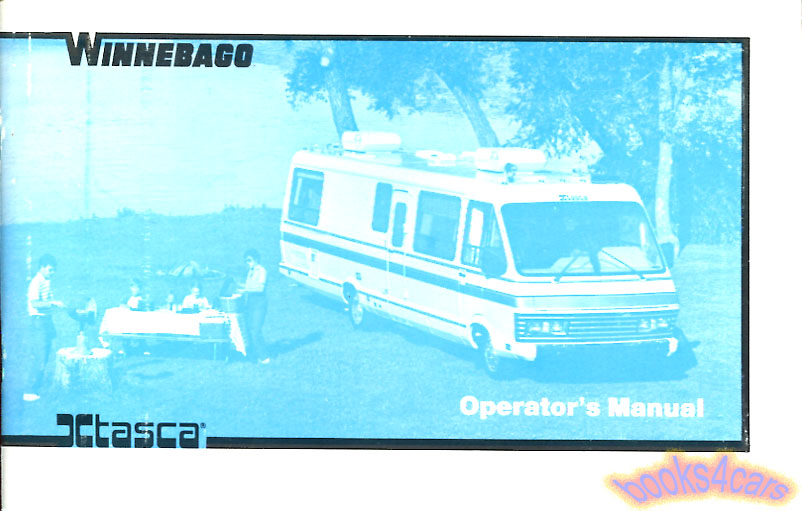winnebago Manuals at Books4Cars