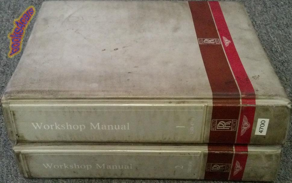 Bentley Shop/Service Manuals at Books4Cars