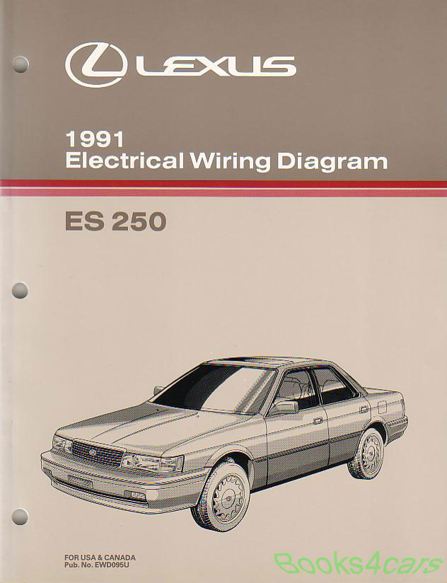 Lexus Manuals at Books4Cars