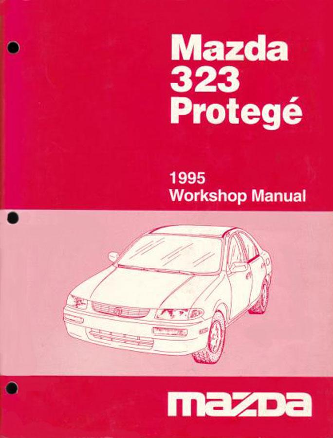 Mazda Manuals at Books4Cars