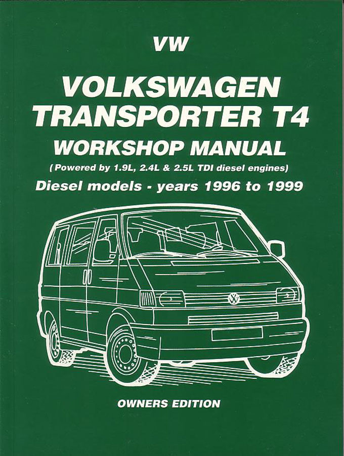 Volkswagen Eurovan Manuals at Books4Cars