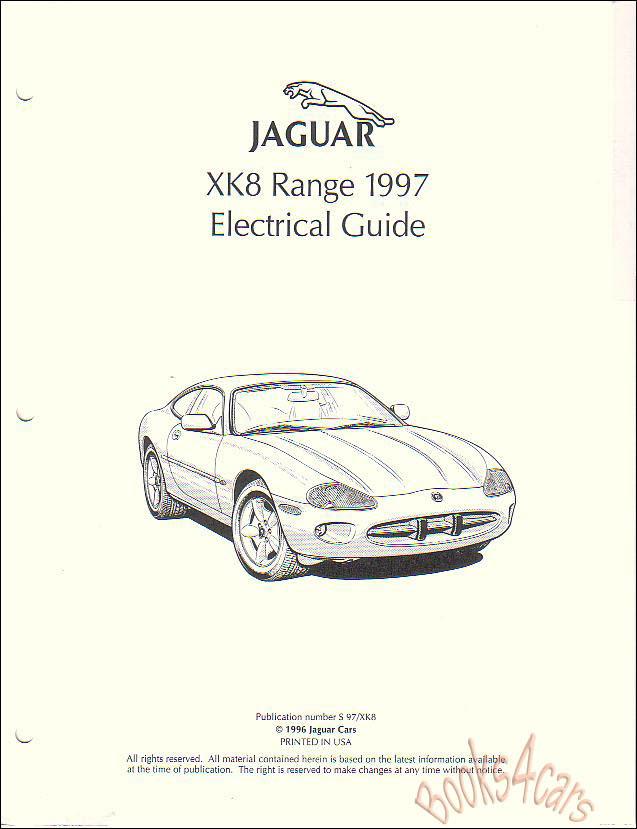 Jaguar Manuals at Books4Cars