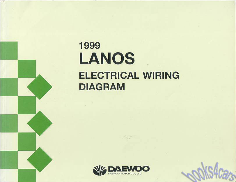 Daewoo Nexia Fuse Box Wiring Diagram