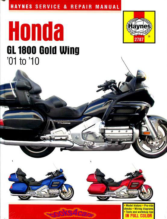 Honda GL Manuals at Books4Cars
