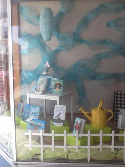 Spring Window featuring Midwest Connections 3 | Dragonfly Books, Decorah, IA