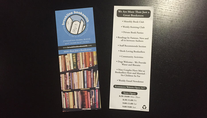 More Than Just a Bookmark