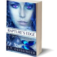 RAPTURE'S EDGE by J. T. Geissinger – Review