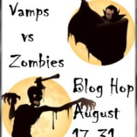 Vamps vs. Zombies Blog Hop! Win a Vampire or Zombie Book