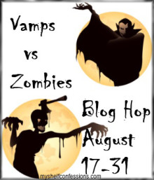 Vamps vs. Zombies Hop