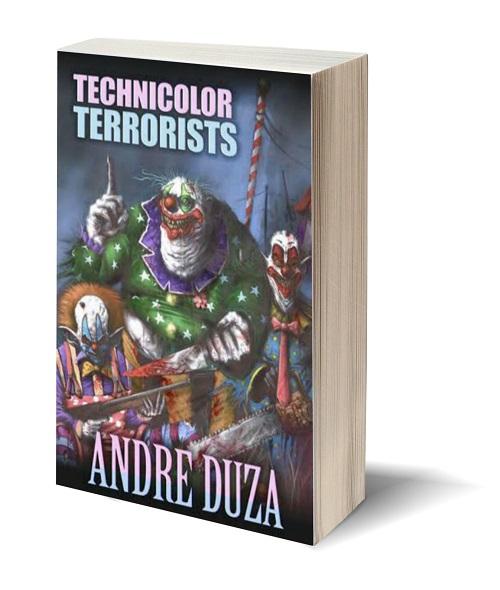 Technicolor Terrorists 3D