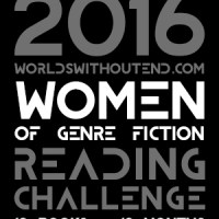 Reading Challenge Check-In: 2016 Women of Genre Fiction Reading Challenge