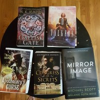 Over-Booked [54] – A Book Haul Post