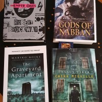 Over-Booked [55] – A Book Haul Post