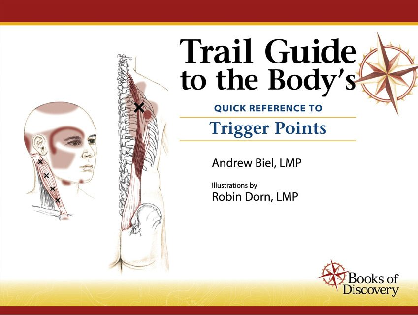 Trail Guide to the Body\u0027s Quick Reference to Trigger Points - Powerpoint Books