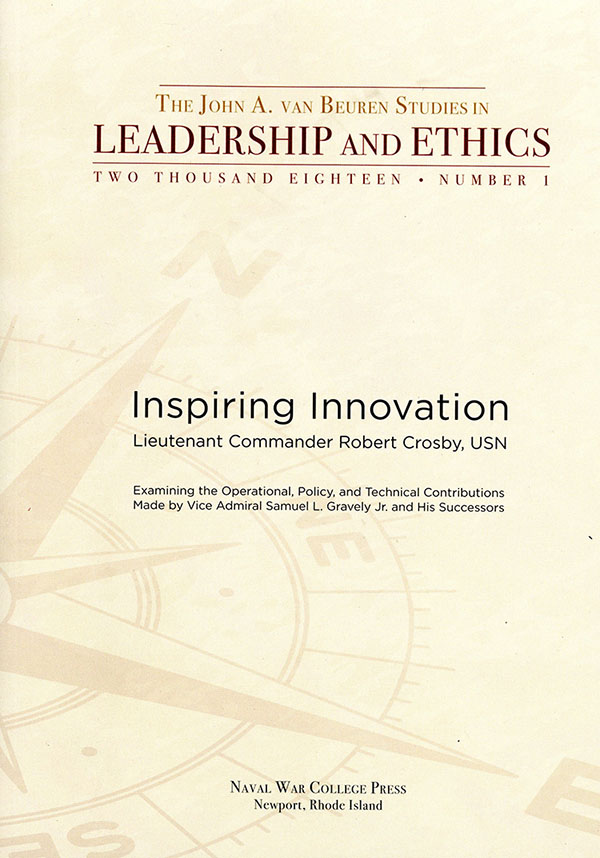 Inspiring Innovation Examining the Operational Policy and Technical