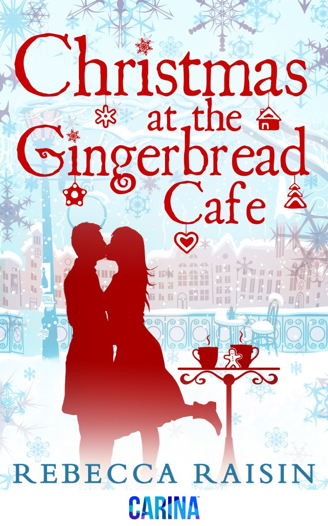 Christmas at the Gingerbread Cafe cover