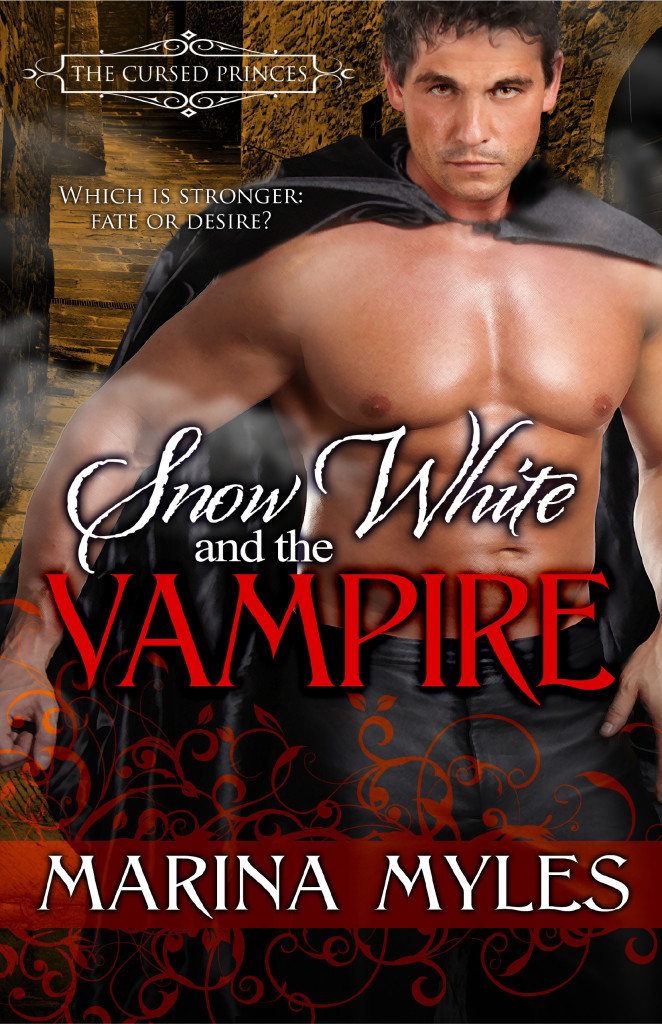 Snow White and the Vampire (eBook)