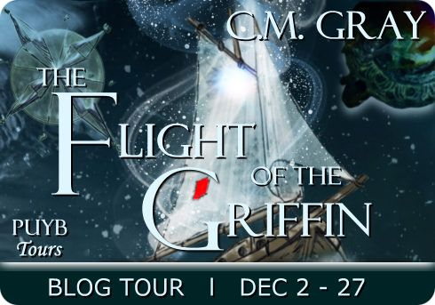 The Flight of the Griffin banner