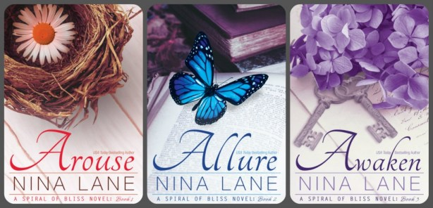 Spiral of Bliss Trilogy