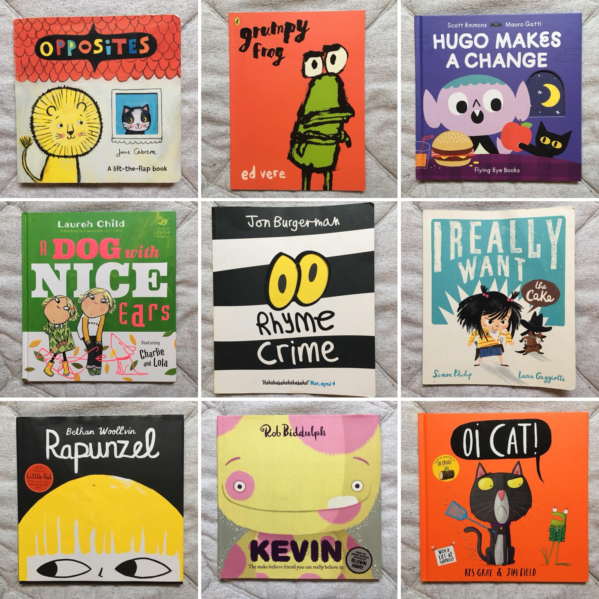 Fullsize Of Best Baby Books