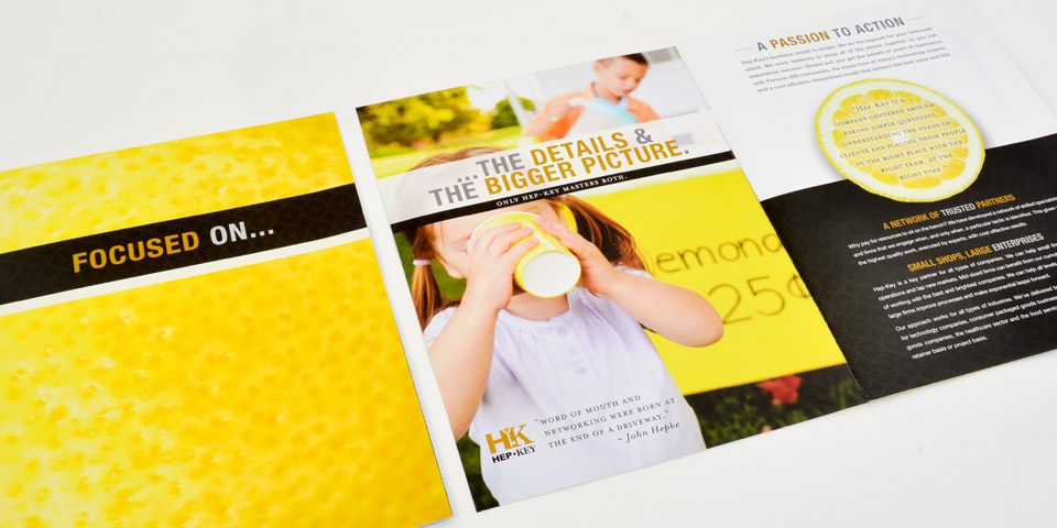Hep-Key Marketing Brochure Boom Creative - marketing brochure